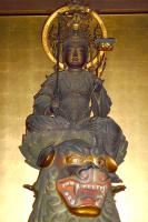 本尊 文殊菩薩(重要文化財)